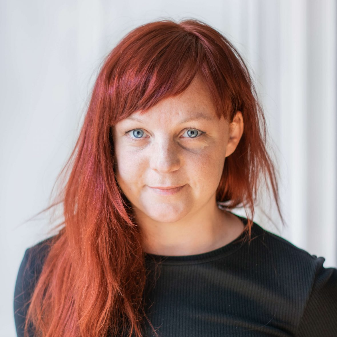 Kina Persson är frontendutvecklare på Äventyret